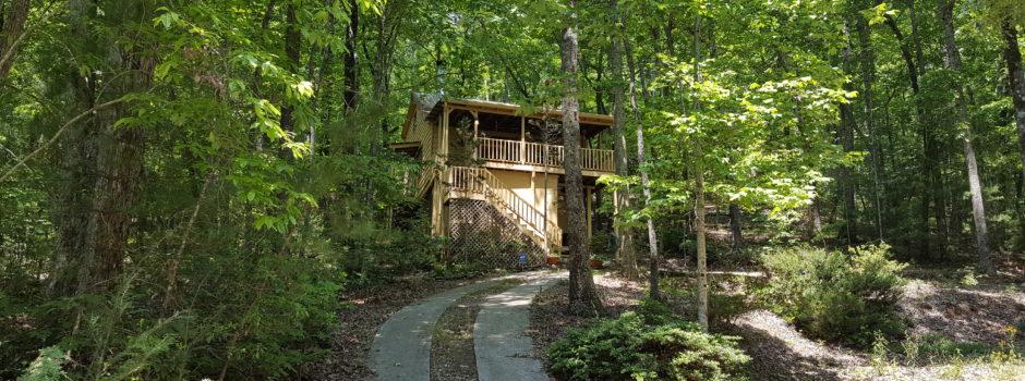 Beautiful Cabins In Helen, Georgia