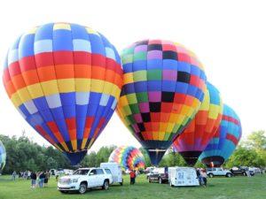 45th Annual Hot Air Balloon Race
