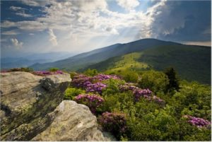 Above GA Mountains