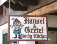 Hansel & Gretel Candy Kitchen